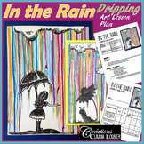 Art Activity and Lesson Plan for Kids: In the Rain, Spring