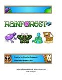 In the Rain Forest Bundle