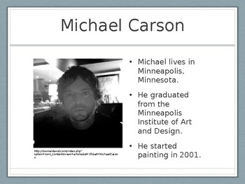 In the Red PowerPoint