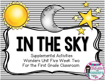 In the Sky-Supplemental Activities for Wonders Unit 5 Week 2