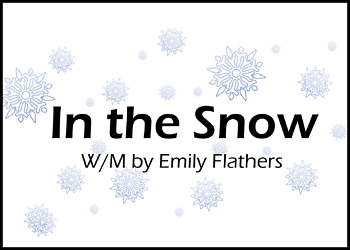 In the Snow Digital Song package