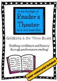 Reader's Theater Spotlight: Goldilocks & the Three Bears (Common Core Aligned)