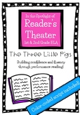 Reader's Theater Spotlight: The Three Little Pigs (Common Core Aligned)