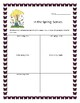 In the Spring: A Spring Themed Writing Activity