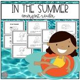 In the Summer Emergent Reader
