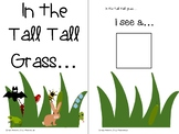 In the Tall Tall Grass: Adaptive Book