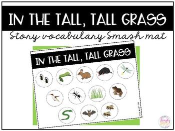 In the Tall, Tall Grass Smash Mat