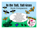 In the Tall, Tall Grass: Speech and Language Book Companion