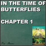 In the Time of Butterflies-Chapter 1 text-dependent questions