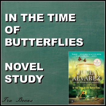 In the Time of Butterflies Questioning for the WHOLE BOOK!