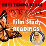In the Time of the Butterflies / En el tiempo de las marip