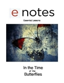 In the Time of the Butterflies eNotes Essential Lesson - W