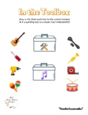 In the Toolbox: Music Instrument Sort