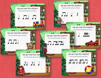 In the Toy Shop - Rhythm Practice BUNDLE - 7 GAMES!