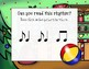 In the Toy Shop - Rhythm Practice Game - Syncopa