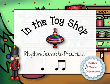 In the Toy Shop - Rhythm Practice Game - Ta Ti-ti