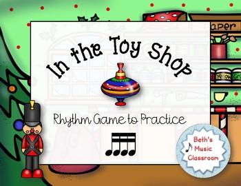 In the Toy Shop - Rhythm Practice Game - Tika-tika