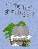 In the Tub Short u Game