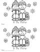 In the Winter - Emergent Reader