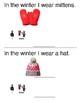 In the Winter I wear....