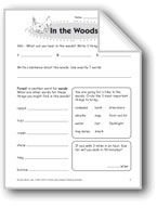 In the Woods (Thinking Skills)