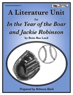 In the Year of the Boar and J. Robinson Lit. Unit