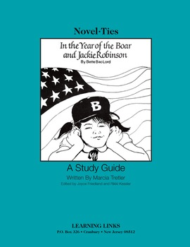 In the Year of the Boar and Jackie Robinson - Novel-Ties S