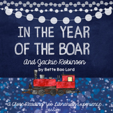 In the Year of the Boar and Jackie Robinson by Bette Bao Lord/CCSS Novel Study