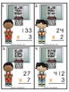 In the Zone Multiplication QR Code Activity