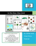 In the Zoo: Zoo Unit