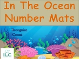 In the ocean number mat