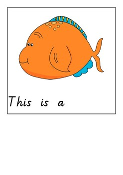 In the sea adapted book