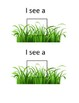 In the tall tall grass activity book