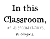 In this Classroom Poster