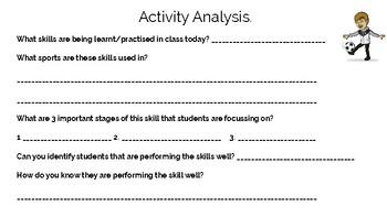 InActive Activities