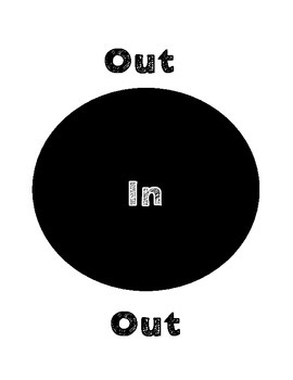 In/Out Addition Game