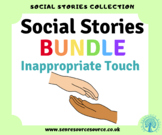 Inappropriate Touch Social Story Bundle