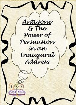 Antigone Inaugural Address