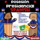 Inauguration 2021 Spanish - Posesión Presidencial