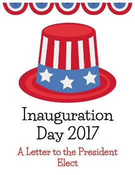 FREEBIE! Inauguration 2017 NO PREP - Fully Editable - #KINDNESSNATION