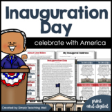 Inauguration Day 2021   Distance Learning