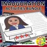 Inauguration Day 2021 Kamala Harris Vice-President Activities