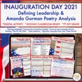 Inauguration Day 2021-Leadership, Amanda Gorman & Kamala H