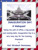 Inauguration Day! A Webquest