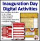 Inauguration Day Activities