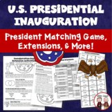 Inauguration Day Activities