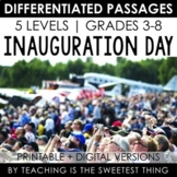 Inauguration Day: Passages