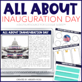 Inauguration Day Digital Activity