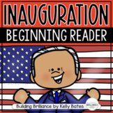Inauguration Day Emergent Reader for Beginning Readers