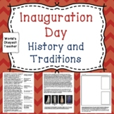 Inauguration Day: History and Traditions